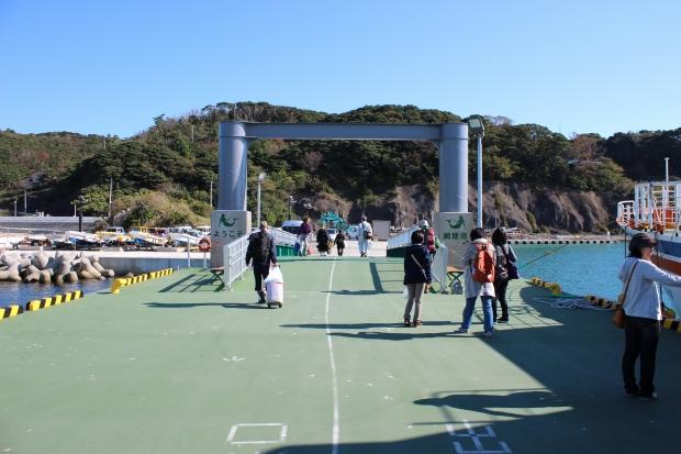 網地島に到着|猫島(猫の島)で有名な『田代島』を中心に巡る1泊2日石巻離島の旅