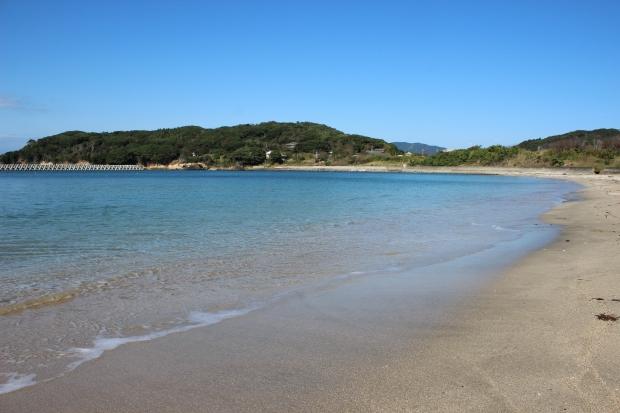 網地島の綺麗な海|猫島(猫の島)で有名な『田代島』を中心に巡る1泊2日石巻離島の旅