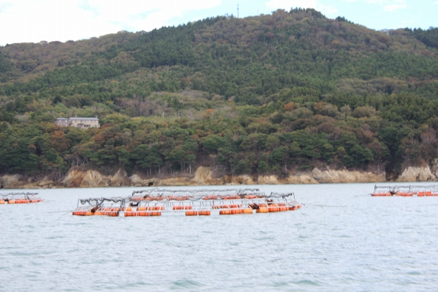 鮎川沖の風景|猫島(猫の島)で有名な『田代島』を中心に巡る1泊2日石巻離島の旅