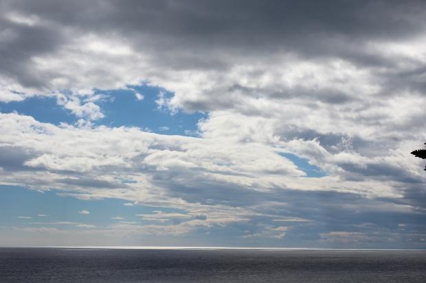 金華山から帰りの船の様子|猫島(猫の島)で有名な『田代島』を中心に巡る1泊2日石巻離島の旅