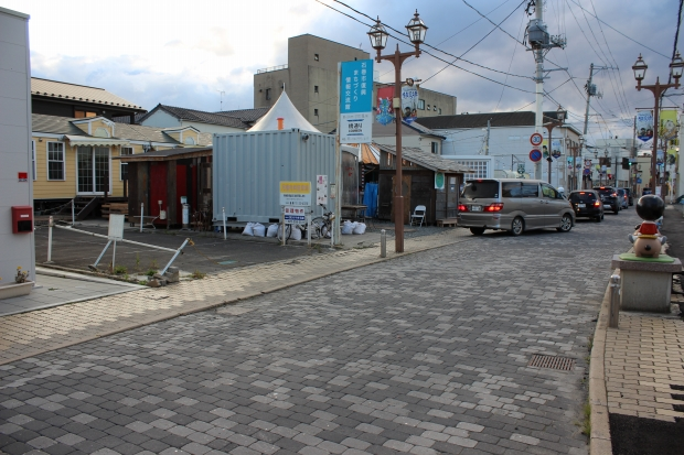 橋通りCOMMONの外観|猫島(猫の島)で有名な『田代島』を中心に巡る1泊2日石巻離島の旅